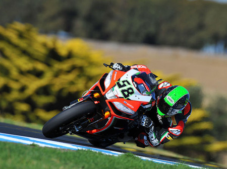 Apriliaracing_laverty_pi_test